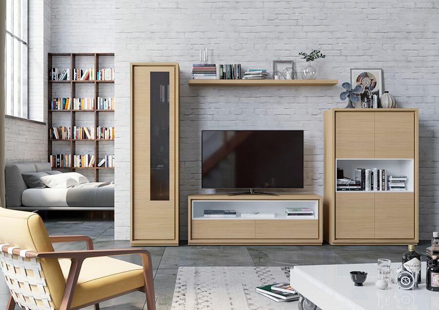muebles de madera de roble 2019