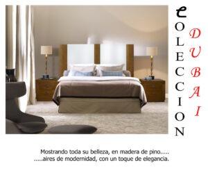 01 Dubai Dormitorio Muebles los barriales1