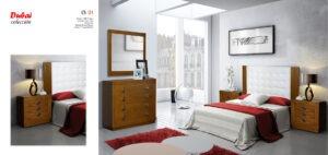 02 Dubai Dormitorio Muebles los barriales