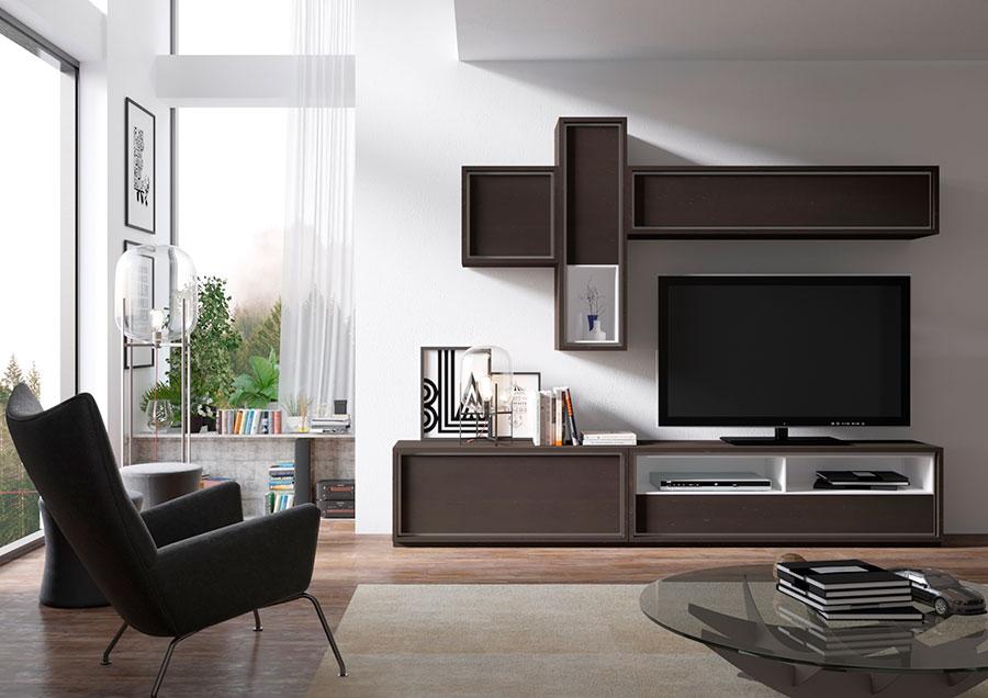 Muebles los barriales salon 2018