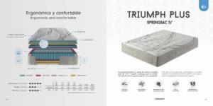 Catalogo colchones Gomarco SAC muebles los barriales 2019 09