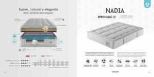 Catalogo colchones Gomarco SAC muebles los barriales 2019 12
