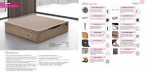 Catalogo colchones y canapes muebles los barriales 2019 012