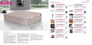 Catalogo colchones y canapes muebles los barriales 2019 014