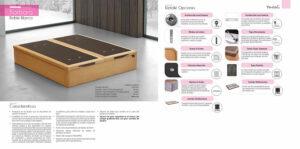 Catalogo colchones y canapes muebles los barriales 2019 018