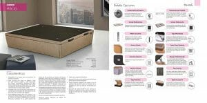 Catalogo colchones y canapes muebles los barriales 2019 020