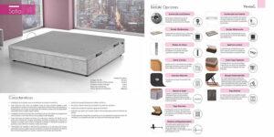 Catalogo colchones y canapes muebles los barriales 2019 022