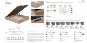 Catalogo colchones y canapes muebles los barriales 2019 025
