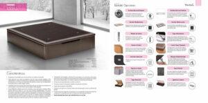 Catalogo colchones y canapes muebles los barriales 2019 034