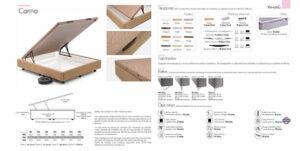 Catalogo colchones y canapes muebles los barriales 2019 039