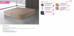 Catalogo colchones y canapes muebles los barriales 2019 040