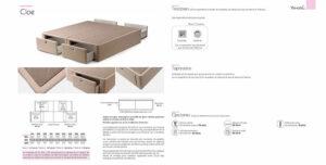 Catalogo colchones y canapes muebles los barriales 2019 041