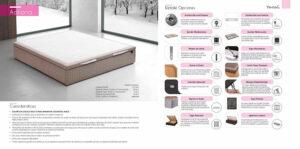Catalogo colchones y canapes muebles los barriales 2019 042