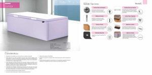 Catalogo colchones y canapes muebles los barriales 2019 044