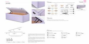 Catalogo colchones y canapes muebles los barriales 2019 045