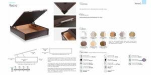 Catalogo colchones y canapes muebles los barriales 2019 049