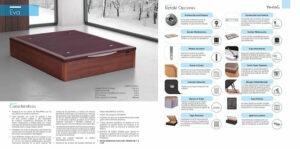 Catalogo colchones y canapes muebles los barriales 2019 050