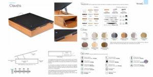 Catalogo colchones y canapes muebles los barriales 2019 055
