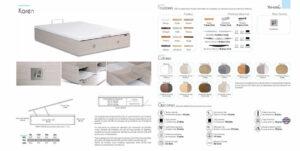Catalogo colchones y canapes muebles los barriales 2019 061