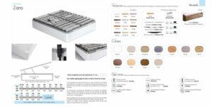 Catalogo colchones y canapes muebles los barriales 2019 063