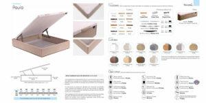 Catalogo colchones y canapes muebles los barriales 2019 071