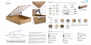 Catalogo colchones y canapes muebles los barriales 2019 079