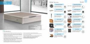 Catalogo colchones y canapes muebles los barriales 2019 082