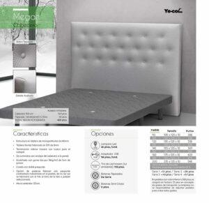 Catalogo colchones y canapes muebles los barriales 2019 087