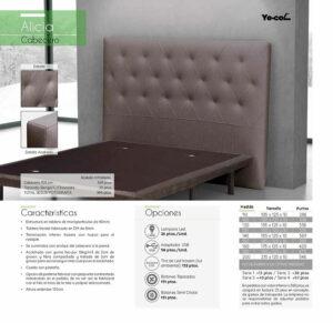 Catalogo colchones y canapes muebles los barriales 2019 089