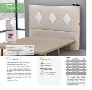 Catalogo colchones y canapes muebles los barriales 2019 091