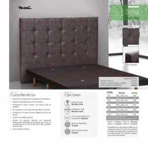 Catalogo colchones y canapes muebles los barriales 2019 092
