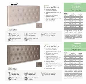Catalogo colchones y canapes muebles los barriales 2019 096
