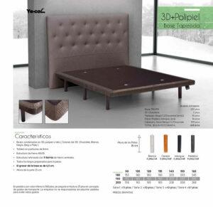 Catalogo colchones y canapes muebles los barriales 2019 100