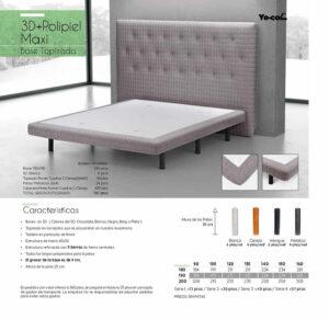 Catalogo colchones y canapes muebles los barriales 2019 101
