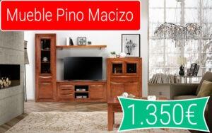 salones Muebles los barriales 2019 mueble madera 100 maciza de pino